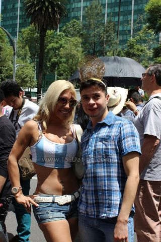Mexico Gay Pride 2014