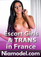Escort girls and trans in France