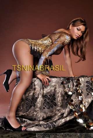 Ts Nina Brasil Shemale