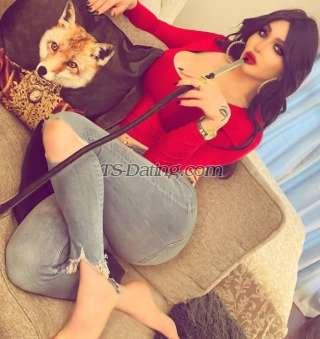 Rahaf Shemale
