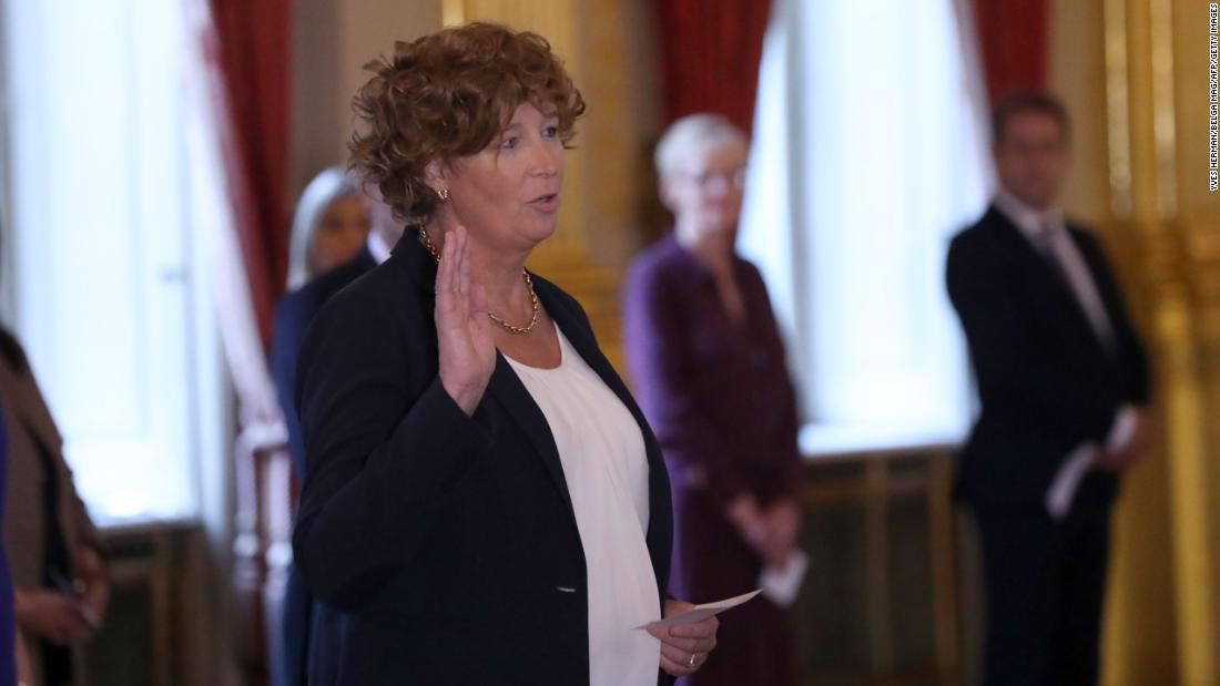 Belgium's new Deputy Prime Minister is Europe's most senior transgender politician - CNN