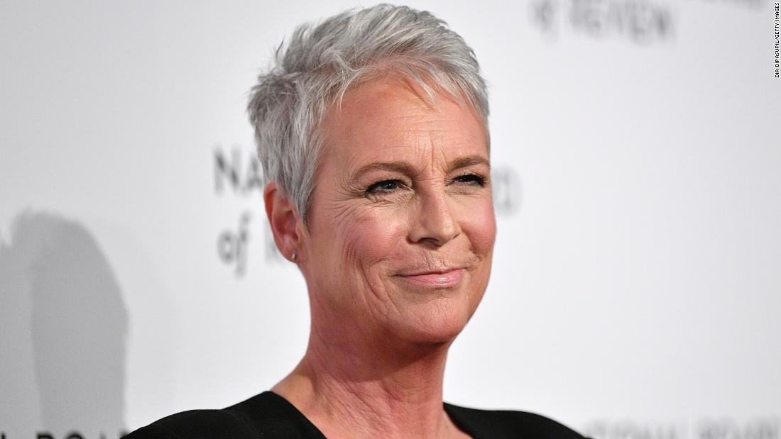 Jamie Lee Curtis says her daughter is transgender and she is proud of her - CNN