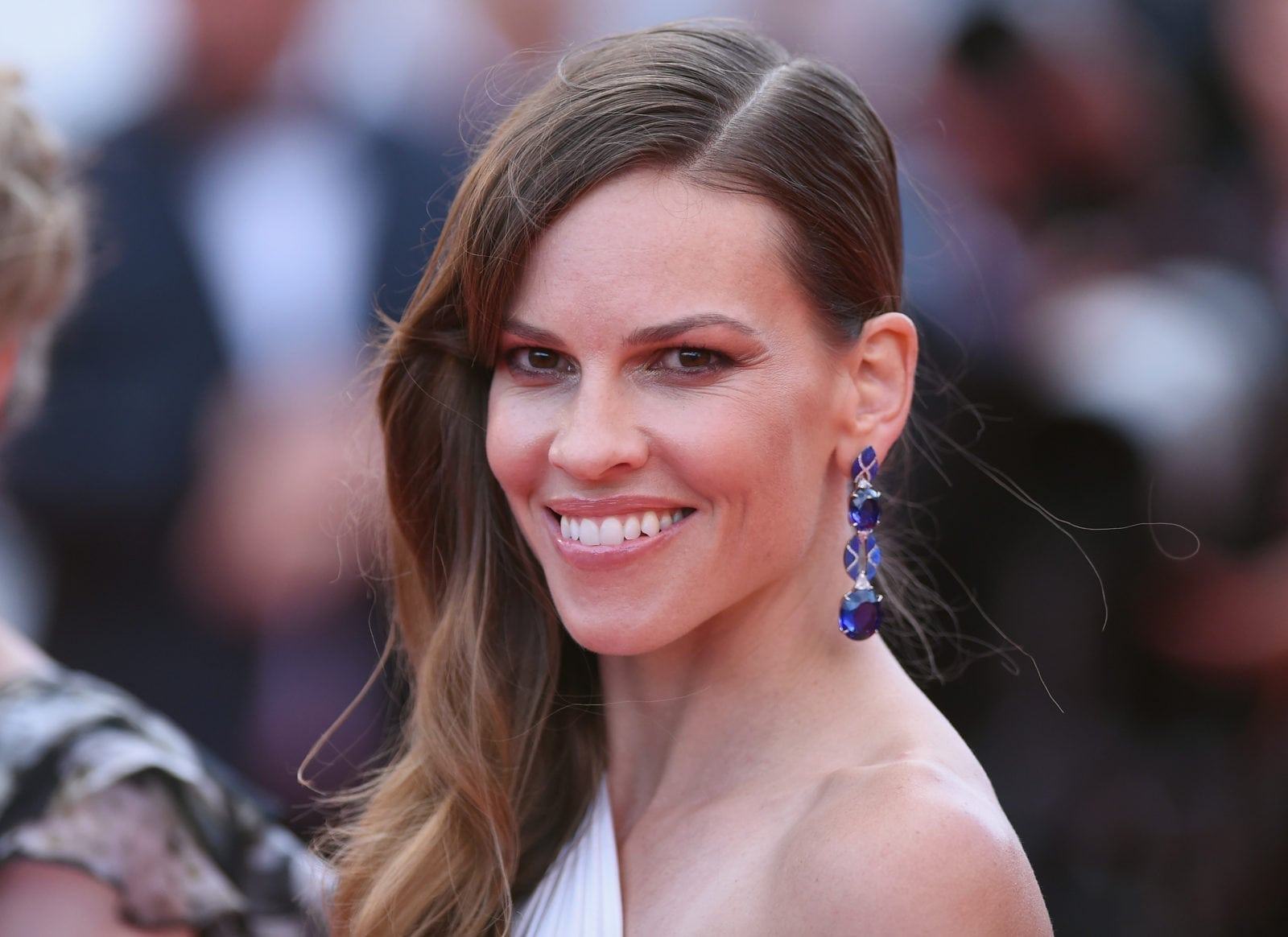 Hilary Swank says trans actor would've been 'more right' for her Oscar-winning role in Boys Don't Cry