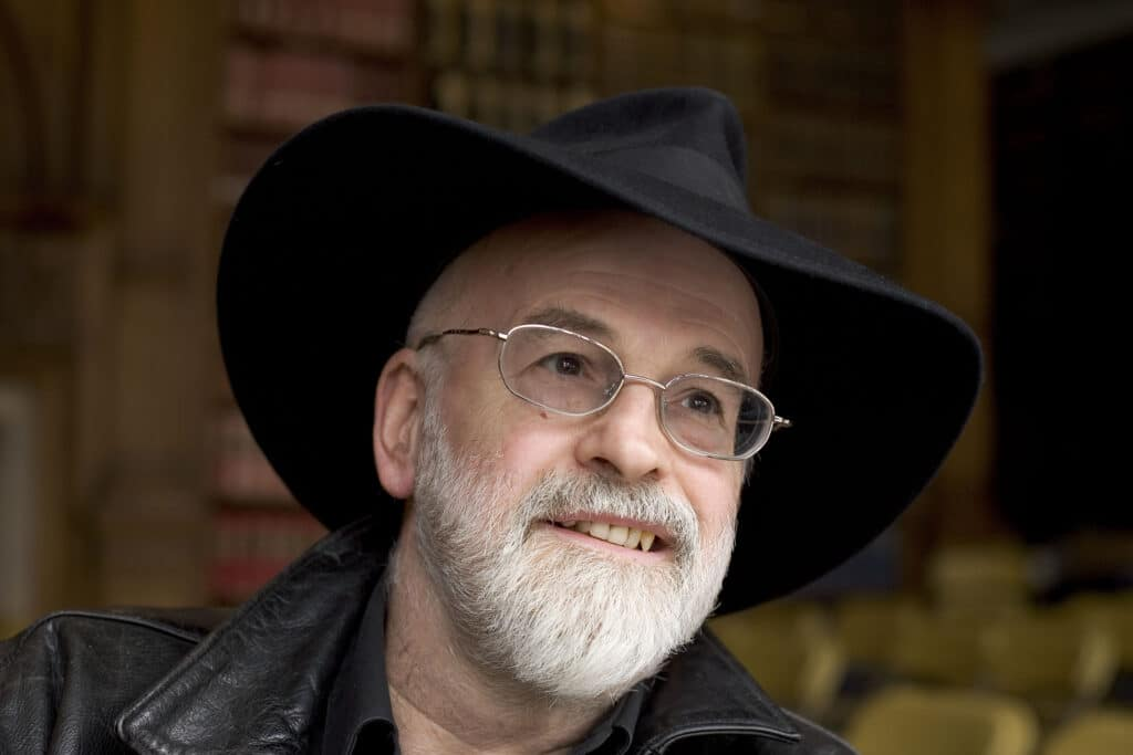 Sir Terry Pratchett's daughter shuts down 'horrifying' claims that author would be a transphobe if he were alive