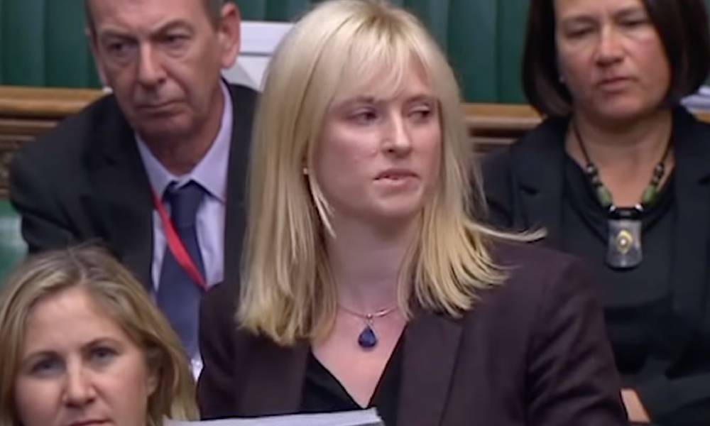 Rosie Duffield wants Keir Starmer to 'clarify' party's position on trans rights