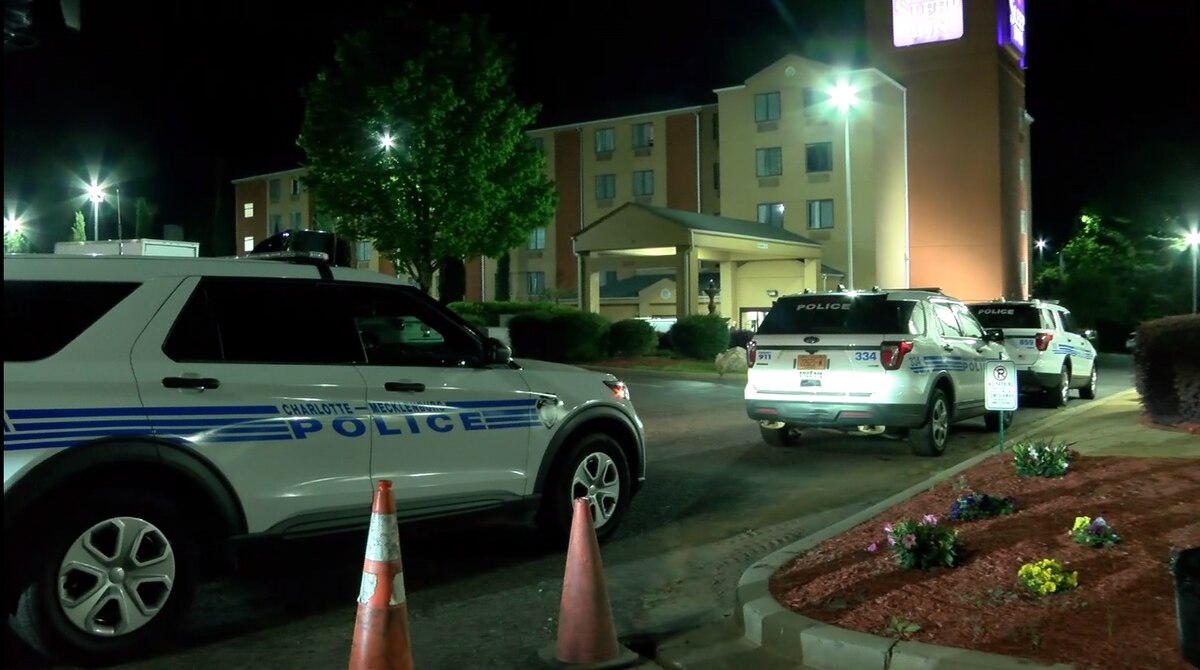 Two arrested after two transgender women found shot to death in Charlotte hotels - WBTV
