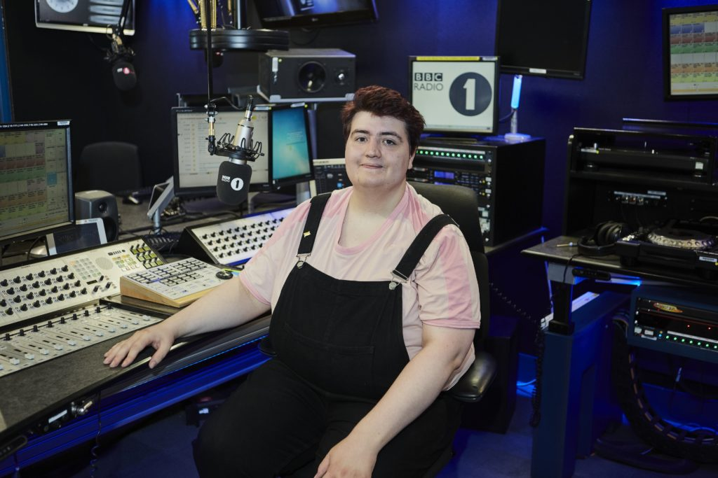 First non-binary BBC presenter launches Validation Station for trans people stuck at home during coronavirus lockdown